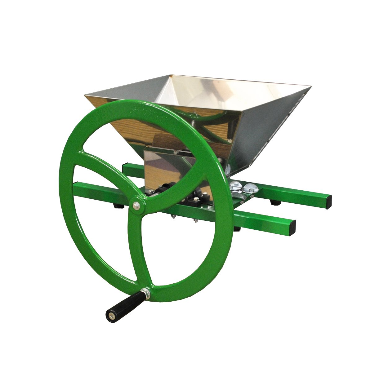 Manual Apple Scratter Pulper Pomace by Selections