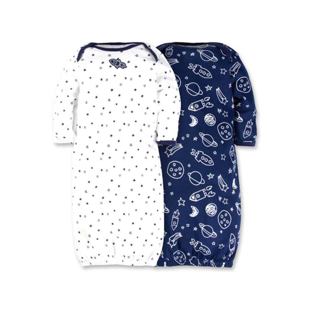 Gerber Baby - Bañador para niño (2 Unidades) - Azul - 0-6 ...