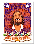 CONDITION The Big Lebowski Limited Edition Fine Art Lithograph Print by Dave Nestler -  Acme Archives
