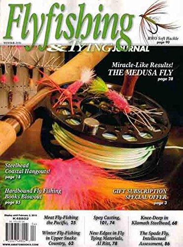 Flyfishing & Tying Journal Winter 2016
