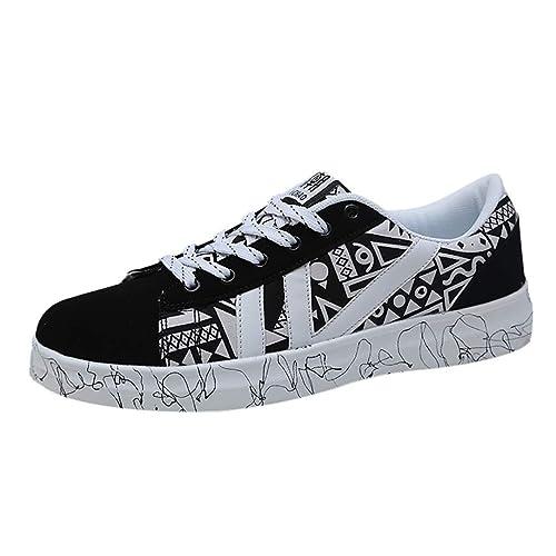 Tefamore Zapatillas Running para Hombre Zapatos Deporte para Correr Trail Fitness Sneakers Ligero Transpirable Zapatos 39-44: Amazon.es: Zapatos y ...