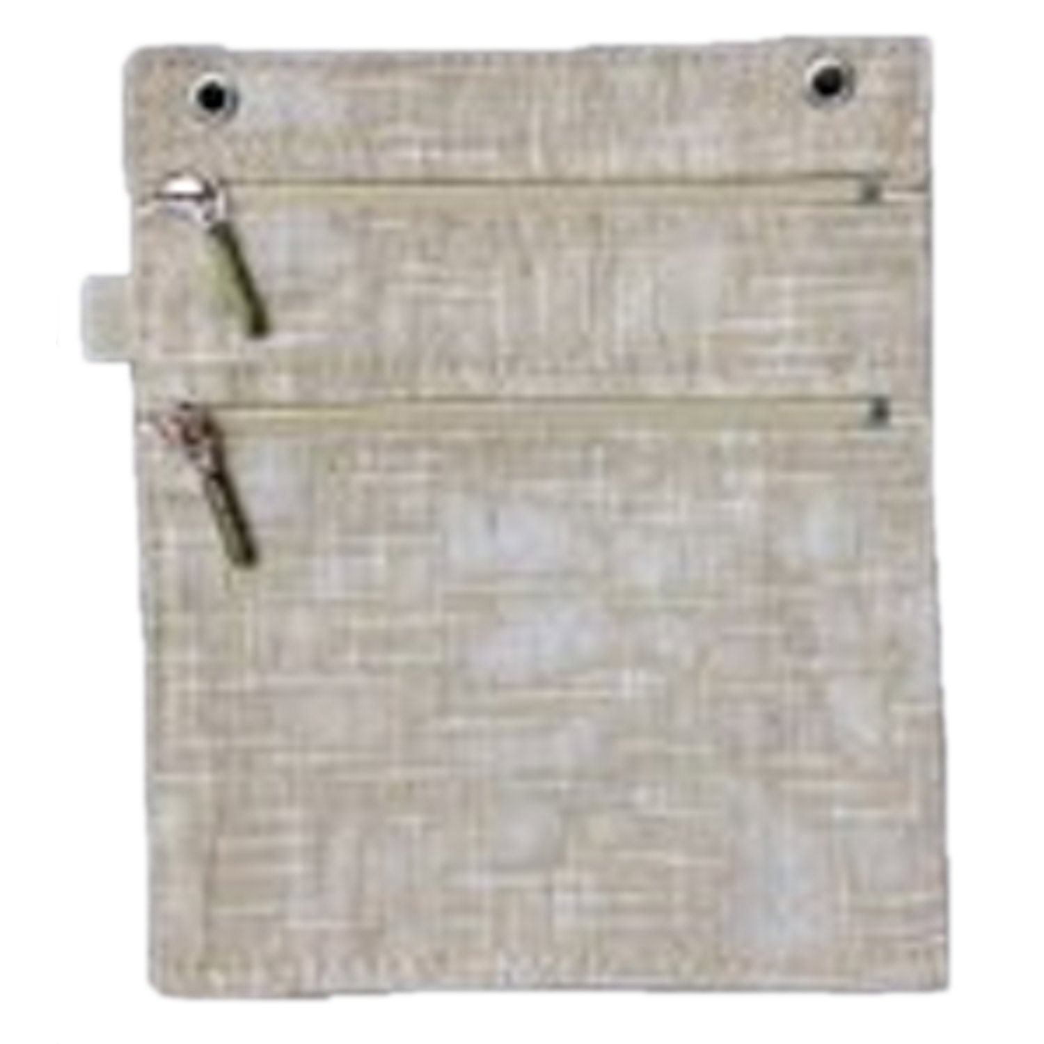 Hip Klip & Hip Purse (100% Cotton; Tattered Gold without Logo; Large) - Suitable for Samsung Galaxy S4, Note 3 and iPhone 6