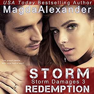 Storm Redemption Audiobook