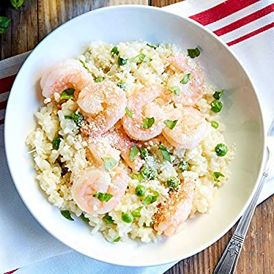 Risotto with Shrimp and Peas by Chef'd Partner Craftsy