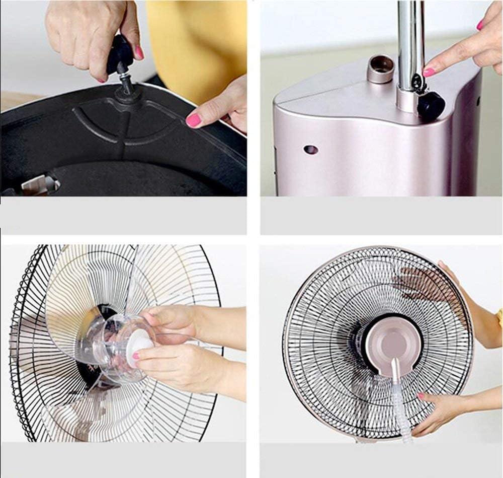 lqgpsx Ventilador Eléctrico De Humidificación por Pulverización De ...