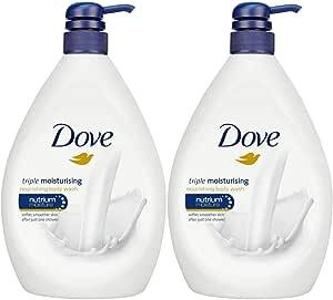 Dove Body Wash Triple Moisturising 1L