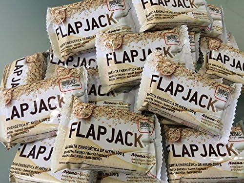 Barritas energeticas Flap Jack 32 uds 100g. sabor Avena-yogur ...