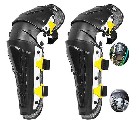 Celan Ginocchiere protettive per Moto da Corsa Motocross