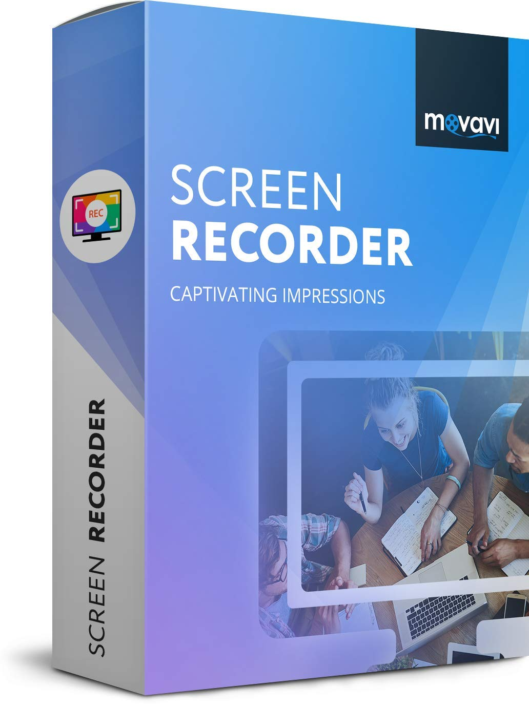 Screen Recorder 10 [PC Download] by Movavi Software Inc
