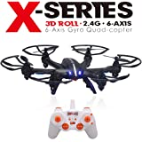 MJX X800 2.4G RC Quadcopter Drone Hexacopter 4 Channel 6 Axis With 3D Flip Headless Mode One Key Landing (Without Camera)