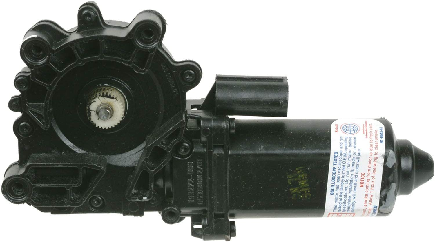 Cardone 47-2142 Remanufactured Power Window Lift Motor