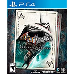 Warner Bros. Interactive Entertainment Announces Batman: Return to Arkham for PS4 and Xbox One