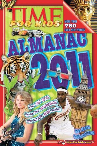Read Online Time For Kids Almanac 2011 PDF