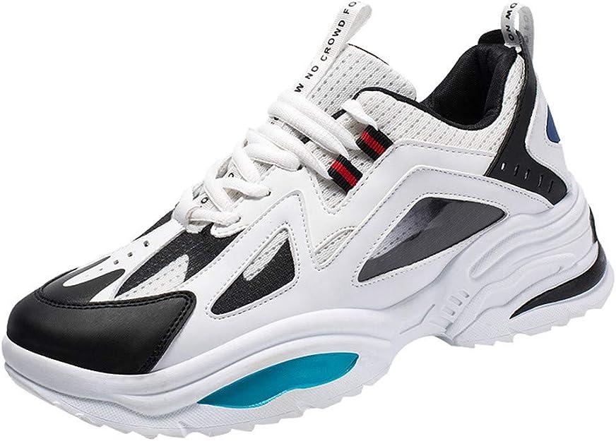 VonVonCo - Zapatillas de Running para Hombre, Transpirables, de ...