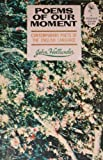 Poems of Our Moment, John Hollander, 0672635755