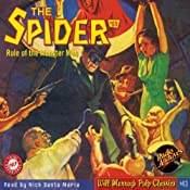 Spider #69, June 1939 (The Spider): Will Murray's Pulp Classics | Grant Stockbridge,  RadioArchives.com
