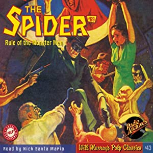 Spider #69, June 1939 (The Spider) Audiobook