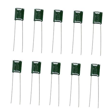 Sharplace Cubierta de Tono para Guitarra Eléctrica Clásica Condensador Piezas de Repuesto - Verde 2a223j,