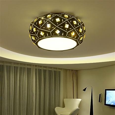 Larsure Estilo Vintage Modern Iluminación de techo Led de ...