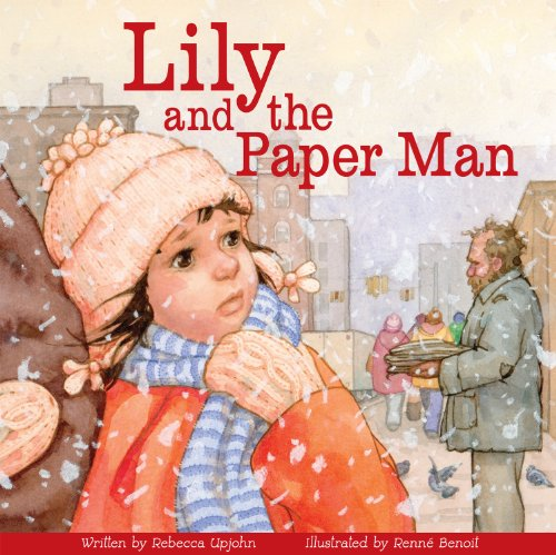 (Lily and the Paper Man )