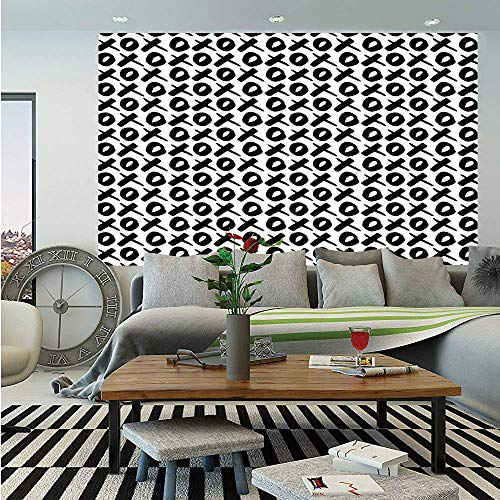 Xo Decor Huge Photo Wall Mural,Expressing Love Affection