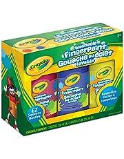 Crayola 3 Ct Fingerpaints Arts & Crafts
