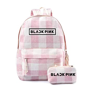 Luggage & Bags Men's Bags Seventeen 17 Korean Stars Black Backpack Bag School Book Bags Laptop Boys Girls Back To School Gift Casual