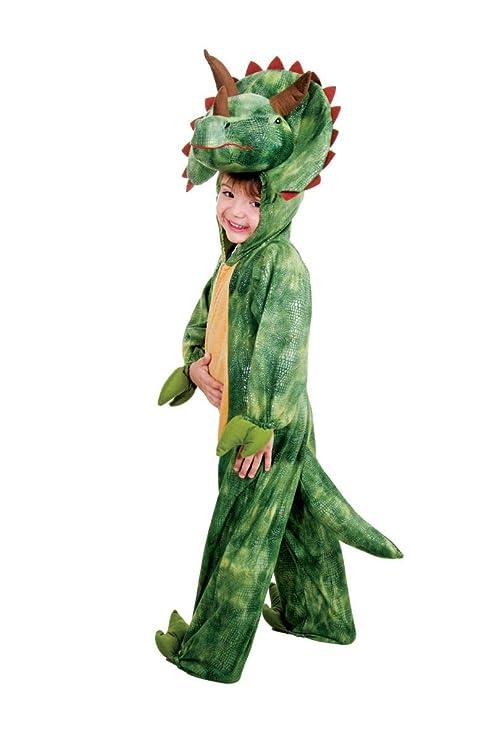 ben noto scegli l'ultima vendita calda reale Costume di carnevale bambino travestimento da Dinosauro ...