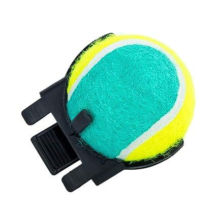 Amazon Com Grmeislemc Dog Selfie Photo Tennis Ball Phone Attachment