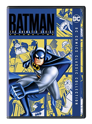 DVD : Batman: The Animated Series: The Complete Second Volume