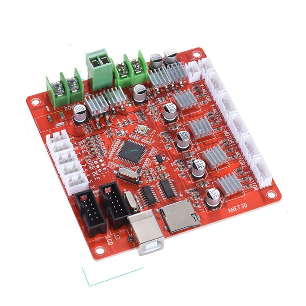 Anet V1.5 3D Printer Accessories motherboard Control Board for Anet A6 prusa I3 Reprap 3D Printer parts HANDOO