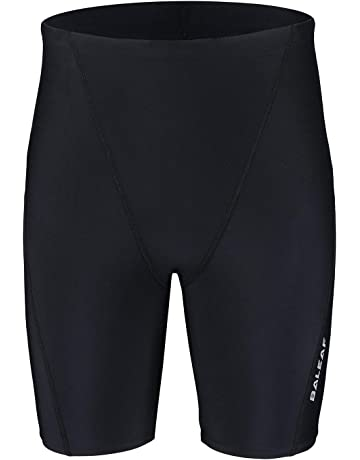 4b8d21af98cdf Baleaf Boys  Athletic Swim Jammer UPF 50+ Quick Dry Youth Training Swimming  Short