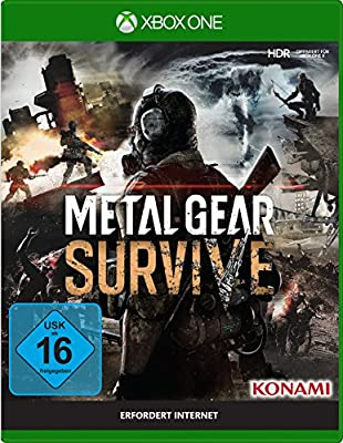 Metal Gear Survive [Importación alemana]: Amazon.es: Videojuegos