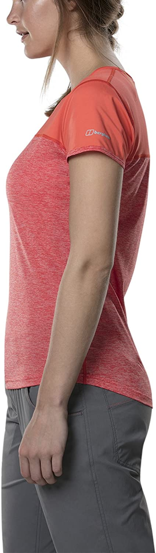 Berghaus Womens Voyager Tech T-Shirt Short Sleeve//Half Zip Long Sleeve//Long Sleeve