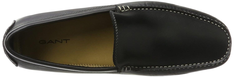 GANT Austin, Mocasines para Hombre, Negro (Black G00), 42 EU: Amazon.es: Zapatos y complementos