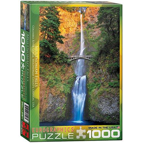 EuroGraphics Multnomah Falls, Oregon Puzzle (1000-Piece)