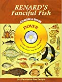 Renard's Fanciful Fish CD-ROM and Book (Dover Electronic Clip Art)