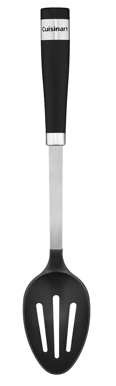 Cuisinart CTG-04-LSC Slotted Spoon, Barrel Design Black