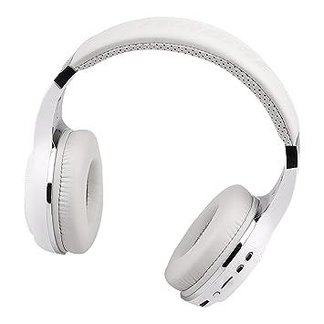 Gazechimp Bluedio H Plus Auriculares Inalámbricos Bluetooth Audífonos con Diadema con Micrófono FM Radio Móvil: Amazon.es: Electrónica