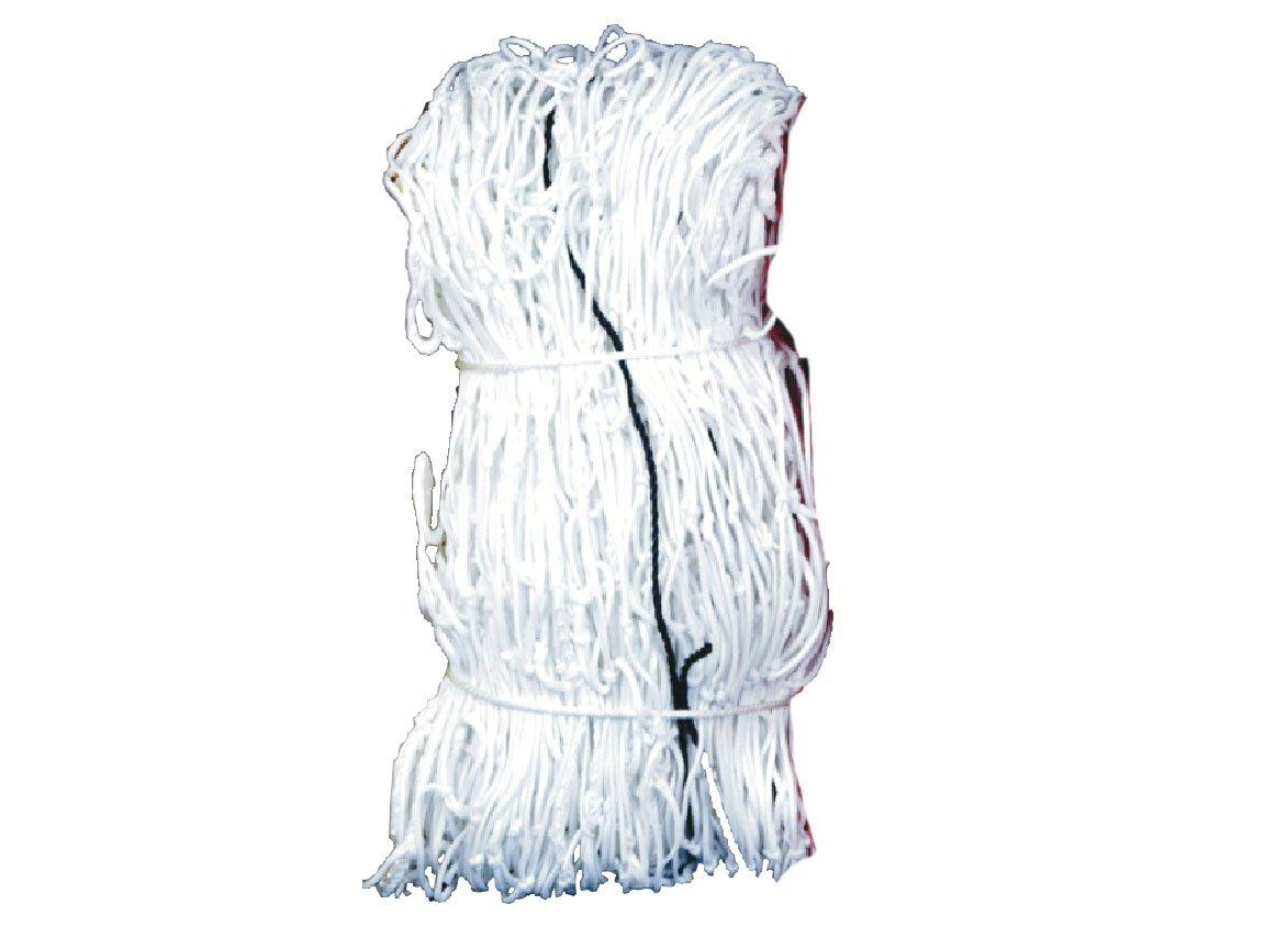 Kwik Goal 3mm Twisted Net (White, 4-Feet 5-Inch X 9-Feet W X 2-Feet D X 5-Feet B)