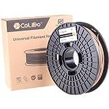 CoLiDo 3D Printer Filament PLA 1.75mm Spool - 500 Grams Wood