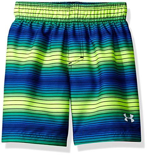 Under Armour Big Boys' Volley Swim Shorts, Fuel Green, XL by Under Armour