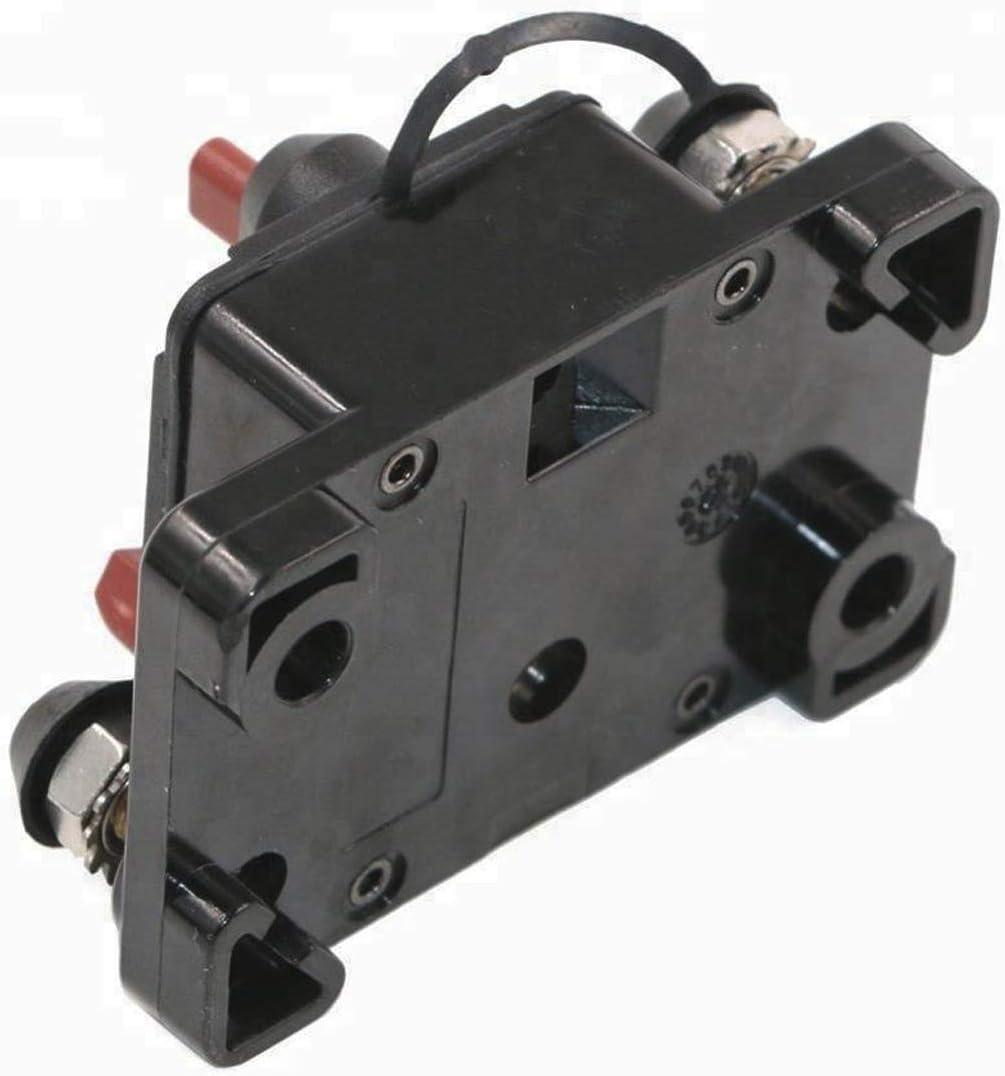 ZET 120A Circuit Breaker with Manual Reset Waterproof 120 Amp Circuit Breaker 12V for Car Audio Boat ATV Marine RV Yacht 42V DC 12V