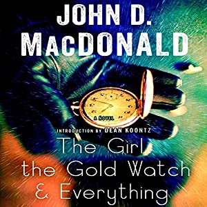 The Girl, the Gold Watch & Everything Audiobook