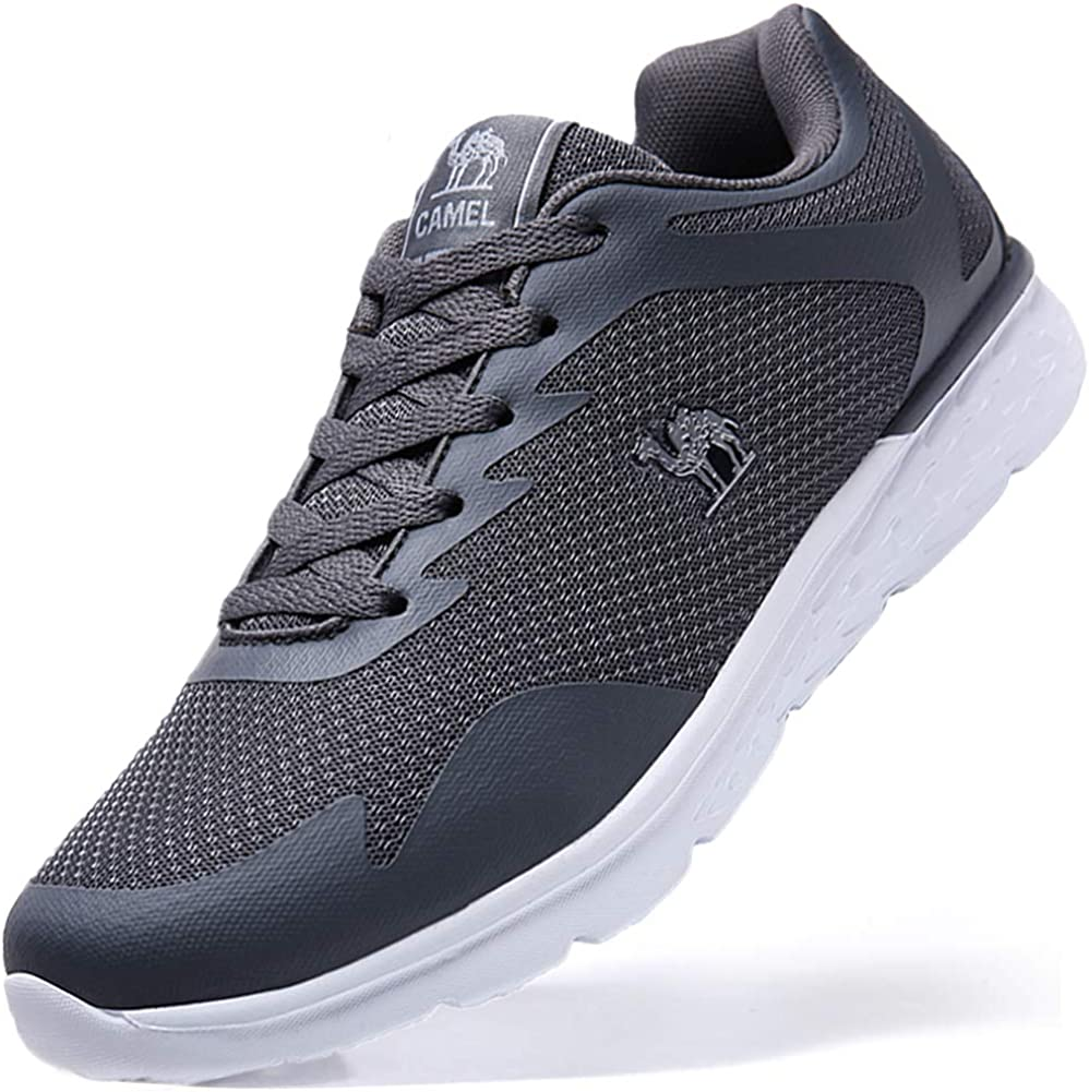CAMEL CROWN Zapatillas Deporte de Running para Hombres Zapatillas ...