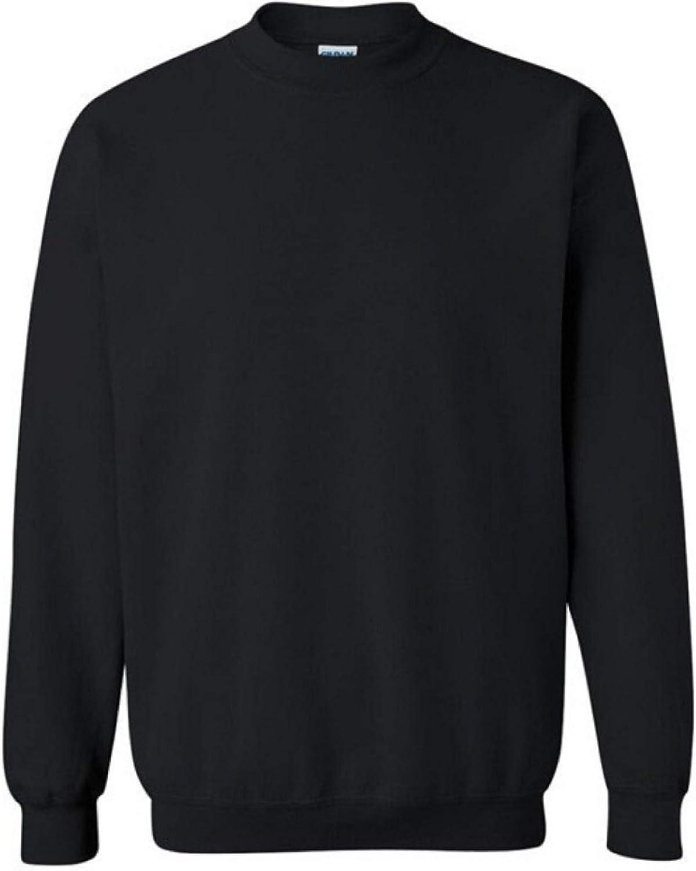 HOSD Jersey sólido del Cuello del del Camiseta Color La Hombres de los Redondo se Divierte