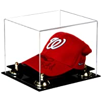 Deluxe Acrylic Baseball Hat or Cap Display Case
