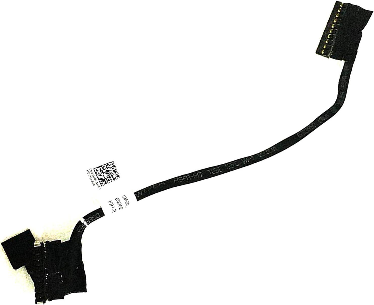 FEMAI Compatible Battery Cable ADM70 Replacement for Dell C17R8 0C17R8 Latitude e5470 e5450 e5570 Precision 3510 Battery