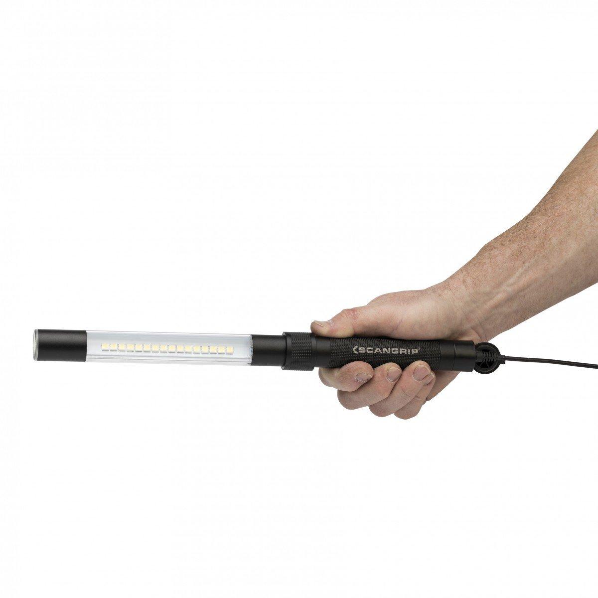 Scangrip Akku-Handleuchte LED 03.5244