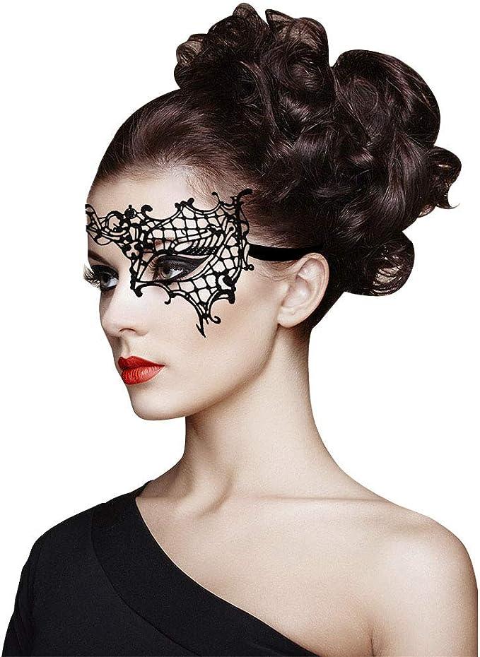 Máscara Gótica Estilo Encaje Celebrabox